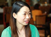 i石橋さんが「咲ら化粧品」を使い始めたきっかけについて