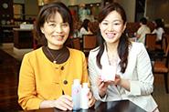 森 知子さんインタビュー