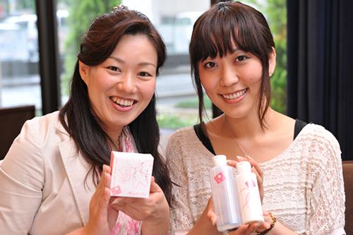 榮田さんと森